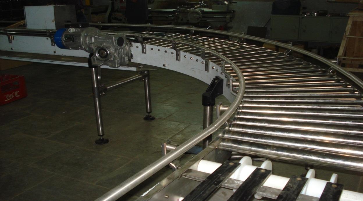 ss-roller-conveyor