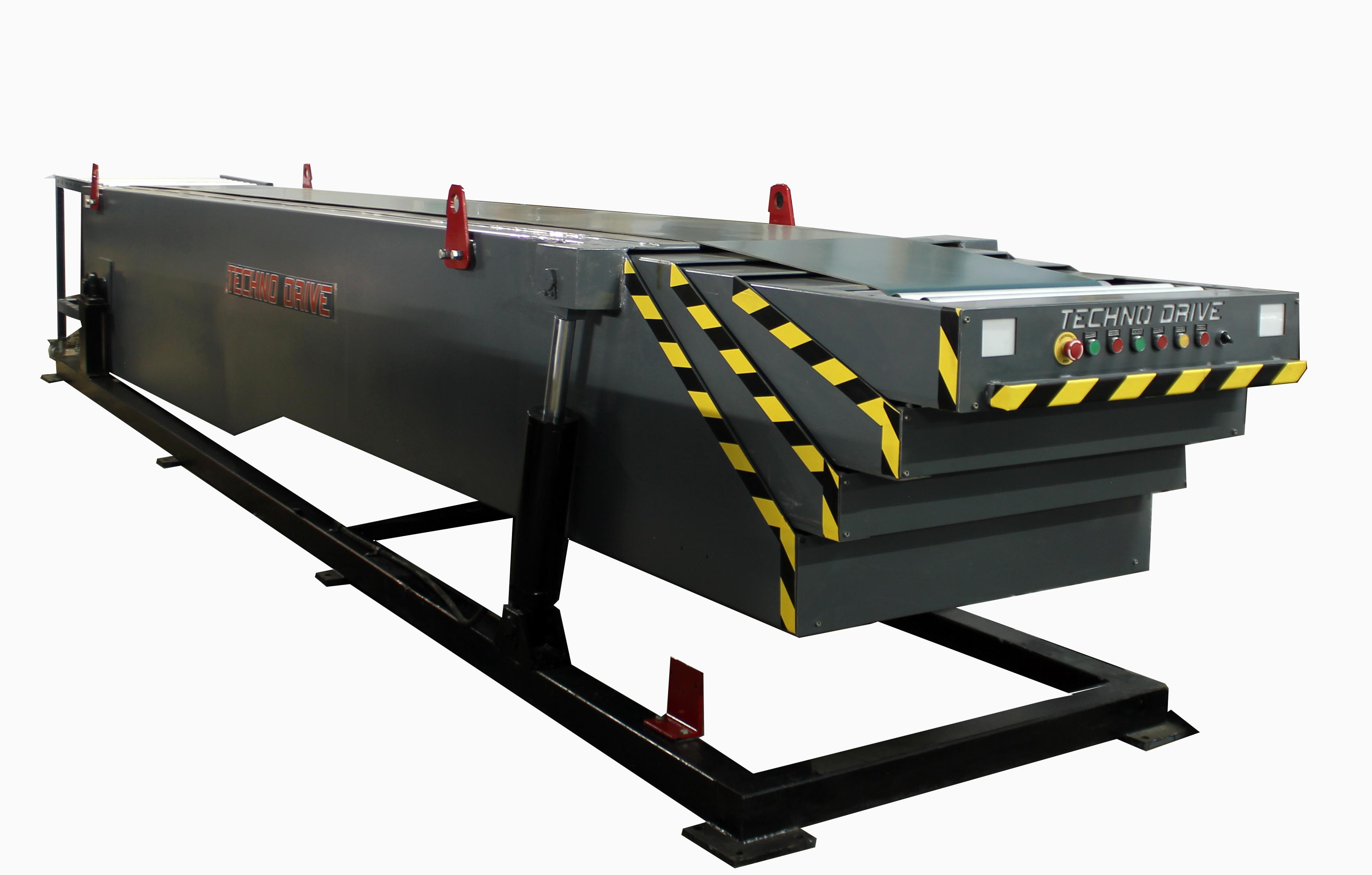 Techno Drive Telescopic Conveyor 2
